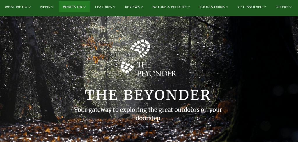 The Beyonder Screenshot